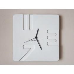 Betonové hodiny nástěnné No.16