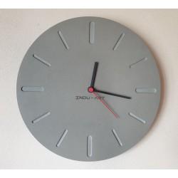 Betonové hodiny nástěnné No.04