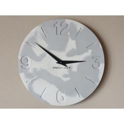 Betonové hodiny nástěnné Duo 4