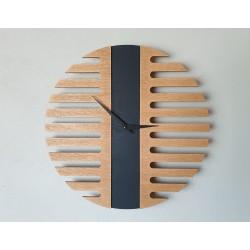 Nástěnné hodiny Ø 40cm-No.01